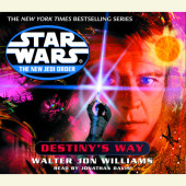 Destiny's Way: Star Wars (The New Jedi Order) Cover