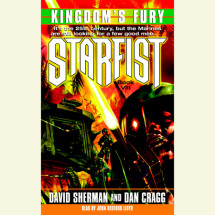 Starfist: Kingdom's Fury #9 Cover