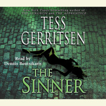 The Sinner: A Rizzoli & Isles Novel Cover