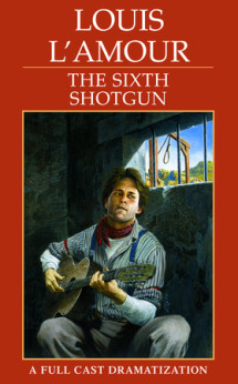 The Sixth Shotgun Cover