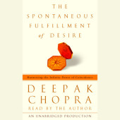 The Spontaneous Fulfillment of Desire Cover