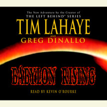 Babylon Rising Cover