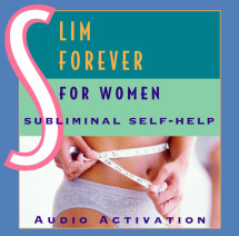 Slim Forever - For Women: Subliminal Self-Help Cover