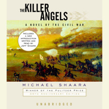 The Killer Angels Cover