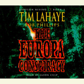 Babylon Rising Book 3: The Europa Conspiracy Cover