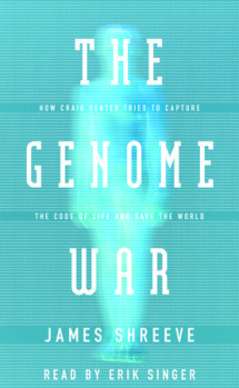 The Genome War Cover
