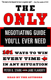 The Only Negotiating Guide You'll Ever Need Cover