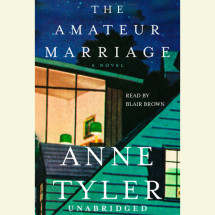 The Amateur Marriage Cover
