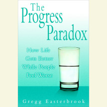 The Progress Paradox Cover