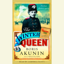 The Winter Queen Cover