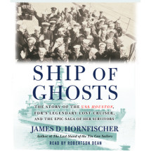 Ship of Ghosts Cover