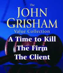John Grisham Value Collection Cover