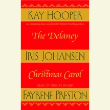 The Delaney Christmas Carol Cover