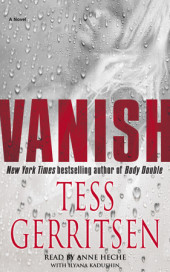 Vanish: A Rizzoli & Isles Novel Cover