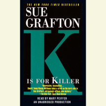 K Is For Killer Cover