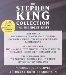 The Stephen King Collection Cover