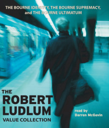 The Robert Ludlum Value Collection Cover