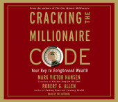 Cracking the Millionaire Code Cover