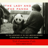 The Lady and the Panda Cover