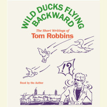 Wild Ducks Flying Backward Cover