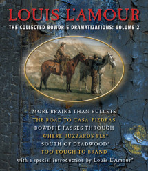 The Collected Bowdrie Dramatizations: Volume II Cover
