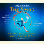 CIRQUE DU SOLEIL (R) THE SPARK Cover