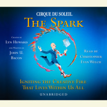 CIRQUE DU SOLEIL® The Spark Cover