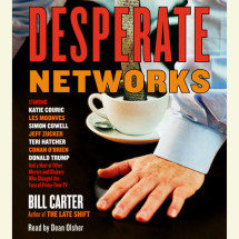 Desperate Networks Cover