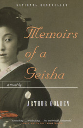 Memoirs of a Geisha Cover