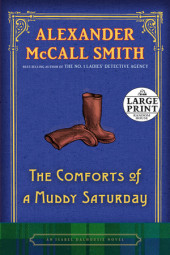 The Comforts of a Muddy Saturday Cover