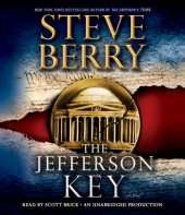 The Jefferson Key. Steve Berry. Shining Desk