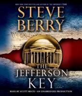The Jefferson Key. Steve Berry. Shining Desk