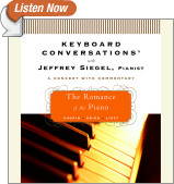 Keyboard Conversations�: The Romance of the Piano