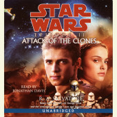 Attack of the Clones: Star Wars: Episode II Cover