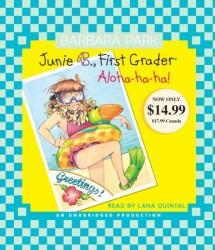 Junie B., First Grader: Aloha-Ha-Ha! Cover