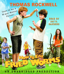 How to Eat Fried Worms (Movie Tie-in Edition) Cover