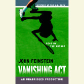 Vanishing Act: Mystery at the U.S. Open Cover