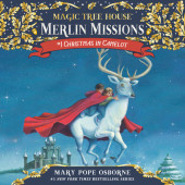 Magic Tree House #29: Christmas in Camelot Cover