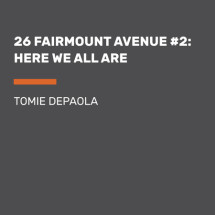 26 Fairmount Avenue #2: Here We All Are Cover