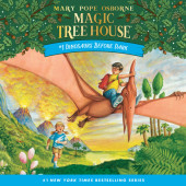 Magic Tree House 20th Anniversary Edition: Dinosaurs Before Dark Cover