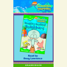 SpongeBob Squarepants #2: Naughty Nautical Neighbors Cover