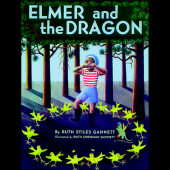 Elmer and the Dragon Cover