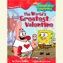 SpongeBob Squarepants #4: The World's Greatest Valentine Cover