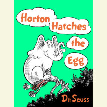 Horton Hatches the Egg Cover