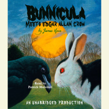 Bunnicula Meets Edgar Allan Crow Cover