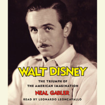 Walt Disney Cover