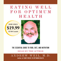 Eating Well for Optimum Health Cover