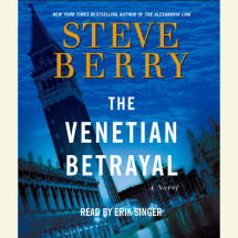 The Venetian Betrayal Cover