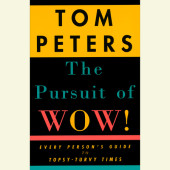 The Pursuit of Wow! Cover