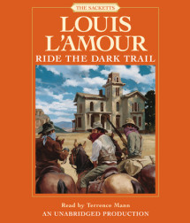 Ride the Dark Trail Cover